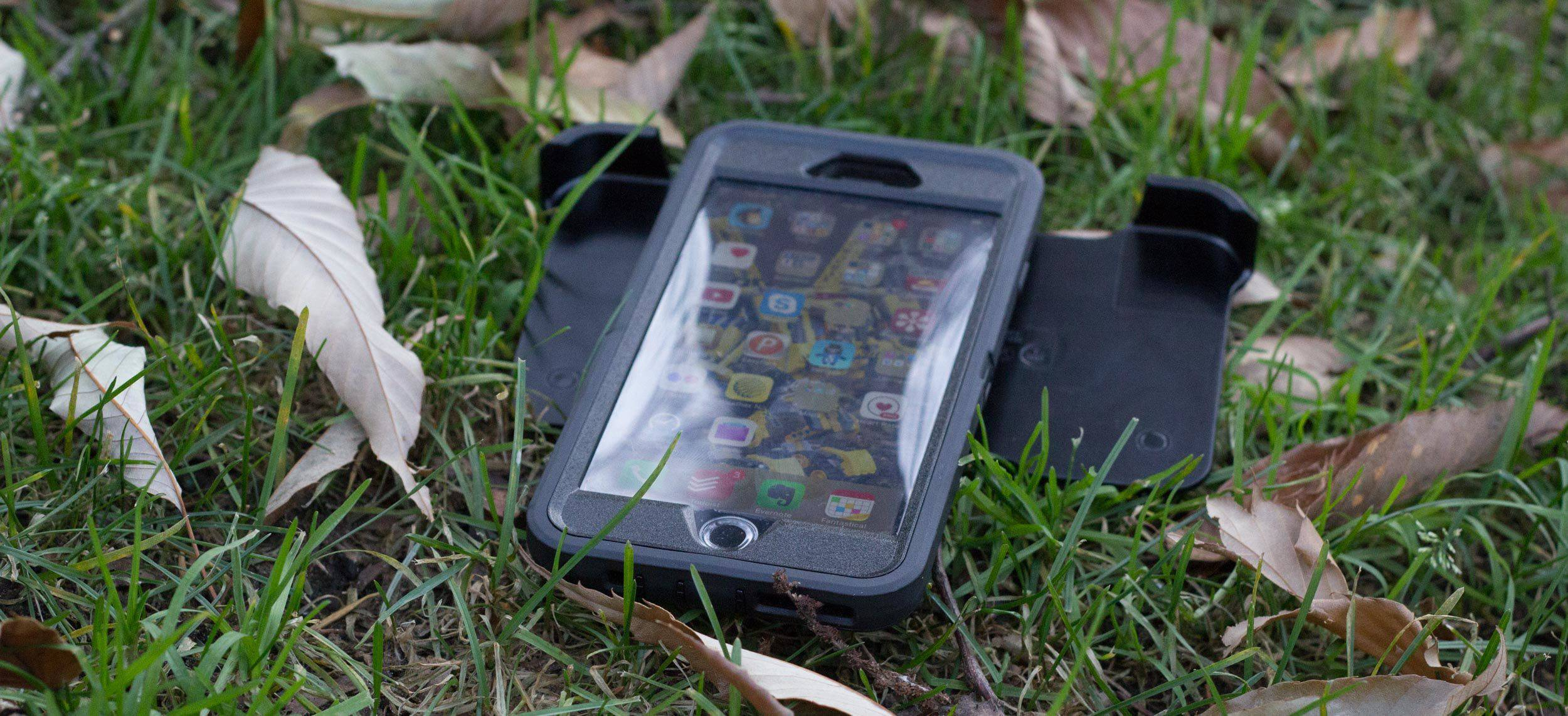 the best attitude 4c535 c5ec7 Reviewing the Otterbox Defender for iPhone 6s Plus - It's Quality Gear